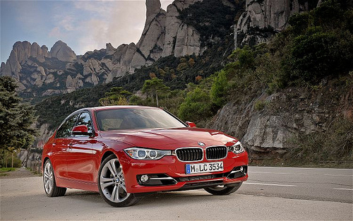 The BMW 3 Series is a perennial favorite for best car for young drivers and professionals.